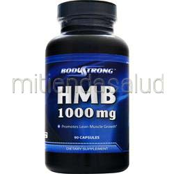 HMB 1000mg 90 caps BODYSTRONG