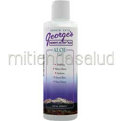 George's Aloe Gel 8 fl oz WARREN LABORATORIES
