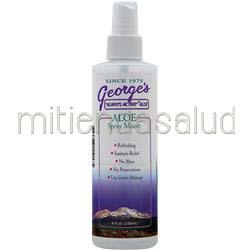 George's Aloe Spray Mister 8 fl oz WARREN LABORATORIES