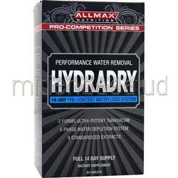 Hydradry 84 tabs ALLMAX NUTRITION