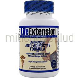 Advanced Anti-Adipocyte Formula with AdipoStat and Integra-Lean 60 caps LIFE EXTENSION