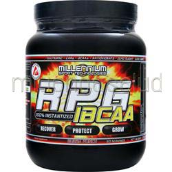 RPG - 100% Instantized BCAA Bubba Punch 1 1 lbs MILLENNIUM SPORTS