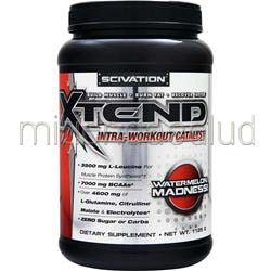 Xtend Intra-Workout Catalyst Watermelon Madness 375 gr SCIVATION