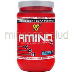 Amino X - Endurance & Recovery Agent Fruit Punch 145 gr BSN