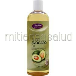 Pure Avocado Oil 16 fl oz LIFE-FLO
