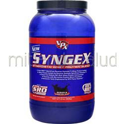 Syngex - Synergistic Whey Protein Blend Serious Chocolate 2 lbs VPX SPORTS