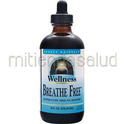Wellness Breathe Free 8 oz SOURCE NATURALS