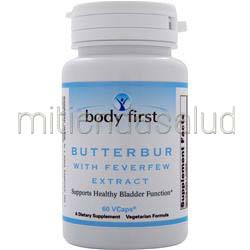 Butterbur with Feverfew Extract 60 caps BODY FIRST