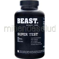 Super Test 180 caps BEAST SPORTS NUTRITION