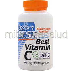 Best Vitamin C 1000mg 120 caps DOCTOR'S BEST
