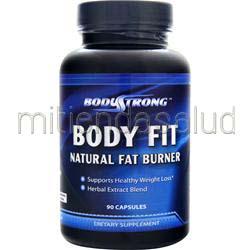 Body Fit - Natural Fat Burner 90 caps BODYSTRONG