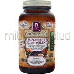GenEssentials - Superfruit Oil 3-6-7-9 Blend 90 sgels GENESIS TODAY
