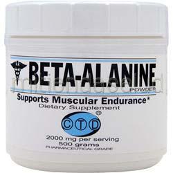 Beta-Alanine Powder 500 gr CTD