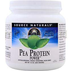 Pea Protein Power 16 oz SOURCE NATURALS