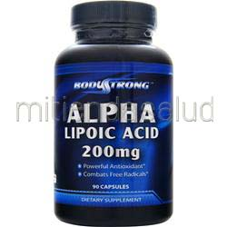Alpha Lipoic Acid 200mg 90 caps BODYSTRONG