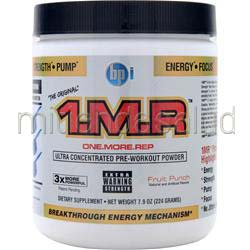 1 M R Powder New Formula Fruit Punch 224 gr BPI