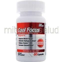 Cool Focus 60 caps TOP SECRET NUTRITION