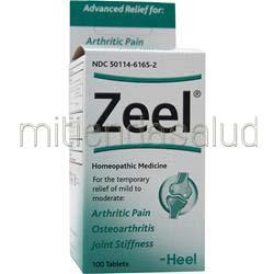 Zeel 100 tabs HEEL