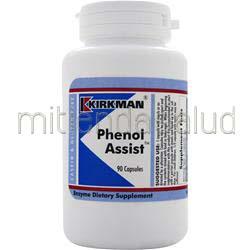 Phenol Assist 90 caps KIRKMAN