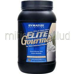 Elite Gourmet Protein French Vanilla 2 lbs DYMATIZE NUTRITION