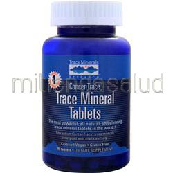 ConcenTrace Trace Mineral Tablets 90 tabs TRACE MINERALS RESEARCH