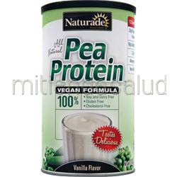 All Natural Pea Protein - Vegan Formula Vanilla 15 66 oz NATURADE