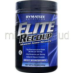 Elite Recoup Blue Raspberry  76 lbs DYMATIZE NUTRITION