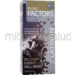 Pure Factors P - Platinum 1 fl oz PURE SOLUTIONS
