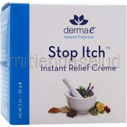 Stop Itch Instant Relief Creme 2 oz DERMA-E