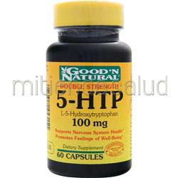 5-HTP 100mg 60 caps GOOD 'N NATURAL