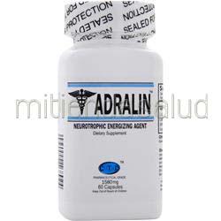 Adralin 60 caps CTD