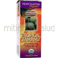 Tropical Tamanu Oil 1 fl oz NEW CHAPTER