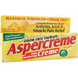 Aspercreme - Pain Relieving Creme 5 oz CHATTEM