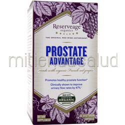 Prostate Advantage 60 caps RESERVEAGE ORGANICS