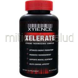 Xelerate - Xtreme Thermogenic Complex 90 caps XYIENCE