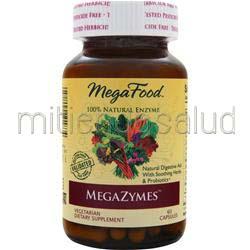 MegaZymes 60 caps MEGAFOOD