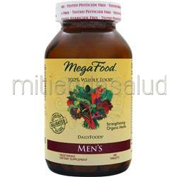 Men's Multi 180 tabs MEGAFOOD