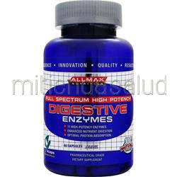 Digestive Enzymes 90 caps ALLMAX NUTRITION