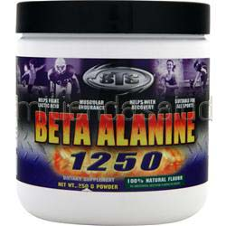 Beta Alanine 1250 Natural Flavor 250 gr STS