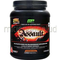 Assault Raspberry Lemonade 1 76 lbs MUSCLE PHARM