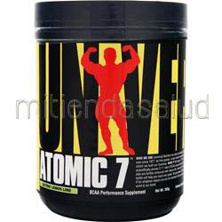 Atomic 7 'Lectric Lemon Lime 393 gr UNIVERSAL NUTRITION