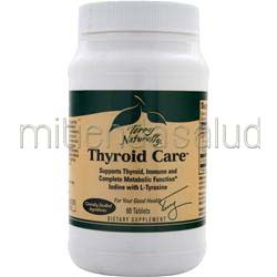 Terry Naturally - Thyroid Care 60 tabs EUROPHARMA