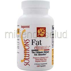 Solutions - Fat Eliminator 120 caps BAYWOOD