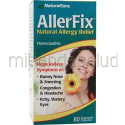 AllerFix - Natural Allergy Relief 60 caps NATURAL CARE
