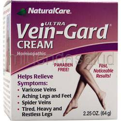 Ultra Vein-Gard Cream 2 25 oz NATURAL CARE