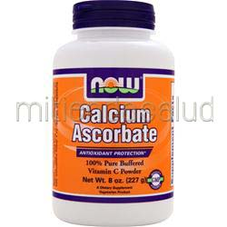Calcium Ascorbate Powder 8 oz NOW