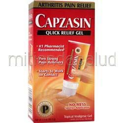 Capzasin - Quick Relief Gel 1 5 oz CHATTEM