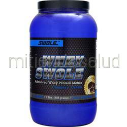 Whey Swole Advanced Whey Protein Matrix Cookies n' Cream 2 lbs SWOLE