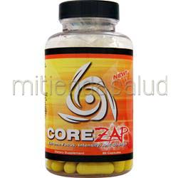 Core Zap 88 caps CORE NUTRITIONALS