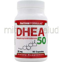 DHEA 50mg 90 caps JARROW